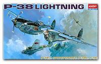 P-38 Lightning 1/48