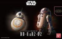 BB-8 & R2-D2 Droids