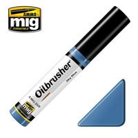 Sky Blue Oilbrusher