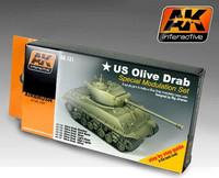 US Olive Drab Special Modulation Set