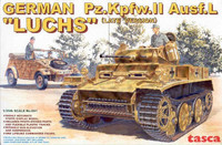 "PzKpfw II Ausf.L ""Luchs"" Late version 1/35"