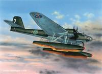 Heinkel He 115 Scadinavian Service (Suomalaiset tunnukset) 1/48