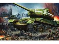 """T-34/85 MODEL 1944 """"FACTORY NO 183"""" 1/16"""