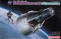 Gemini Spacecraft with Spacewalker 1/72