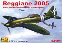 Reggiane Re.2005 1/72