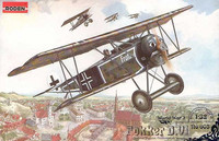 Fokker D.VI 1/32