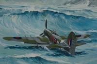 """Hawker Typhoon Mk.Ib Car Doors """"Middle"""" 1/72"""