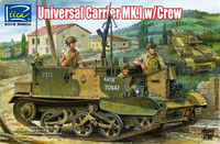 Universal Carrier Mk.I with Crew 1/35