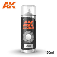 Aluminium Spray 150ml