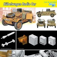 Kubelwagen Radio Car 1/35