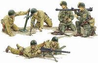 US Army Supply Weapon Team 1/35