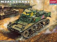 M3A1 STUART 1/35
