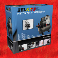 BELCOM02 Air Compressor with tank