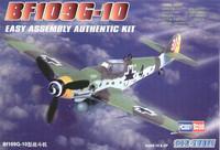 Messerschmitt Bf109G-10 1/72