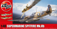 "Supermarine Spitfire Mk.Vb ""New Tooling"" 1/48"
