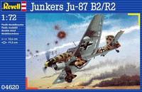 Junkers Ju 87 B-2 / R-2 Stuka 1/72