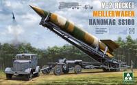 V-2 Rocket & Meillerwagen + Hanomag SS100 1/35