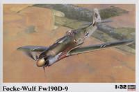 Focke-Wulf FW190 D-9 JV 44 Wubke 1/32