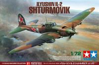 Iljushin IL-2 Stormovik 1/72