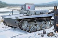 Soviet T-37TU Command Tank 1/35