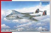 de Havilland Vampire Mk.1 1/72