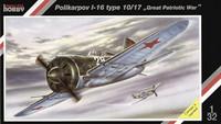 Polikarpov I-16 Type 10/17 1/32
