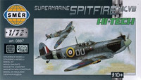 Supermarine Spitfire Mk.VB (Hi-Tech)