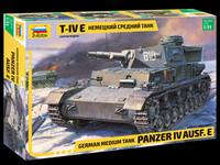 PzKpfw IV Ausf.E 1/35