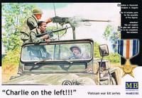 Charlie on the Left Vietnam Series 1/35