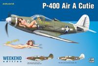 "P-400 ""Air Cutie"" Weekend Edition 1/48"