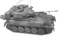 CVRT FV107 Scimitar 1/35
