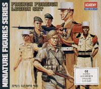 French Foreign Legion 1946-