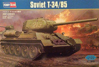T-34/85 Soviet Medium Tank 1/16