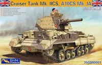 Cruiser Tank Mk.IIA CS, A10Mk.IA CS 1/35