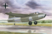 "Heinkel He 178 V-1 ""Worlds first jet aircraft"" 1/72"