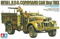British LRDG CC 30cwt Truck 1/35