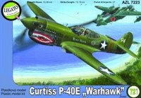 "Curtiss P-40E ""Warhawk"" Aces 1/72"