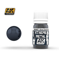 Xterme Metal Metallic Blue
