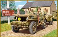 GPW 1/4 TON 4x4 UTILITY TRUCK MOD.1942 w/10-CWT & AIRBO