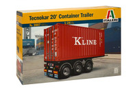 20¨Container Trailer 1/24