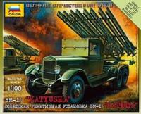 BM-13 Katjusha 1/100