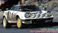 Lancia Stratos Monte Carlo 1977 Winner 1/24