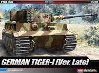 German Tiger-I Late Version 1/35