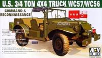 WC57/WC56 4x4 command-reconn. 1/35