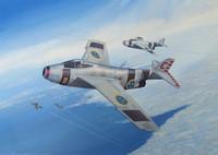 """Saab J-29F """"Tunnan"""""""