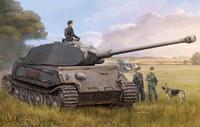 German VK4502 (P) Vorne 1/35