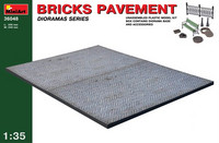 Bricks Pavement 1/35