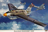 Messerschmitt Me163B KOMET `JG400´ 1/32