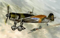 "Fokker D.XXI IV ""Finland"" 1/72"