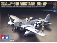 North American P-51D Mustang 9th Air Force 1/48
